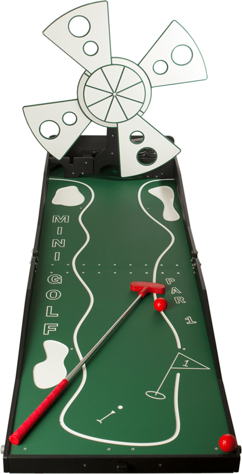 Mini Golf 1 - Front copy