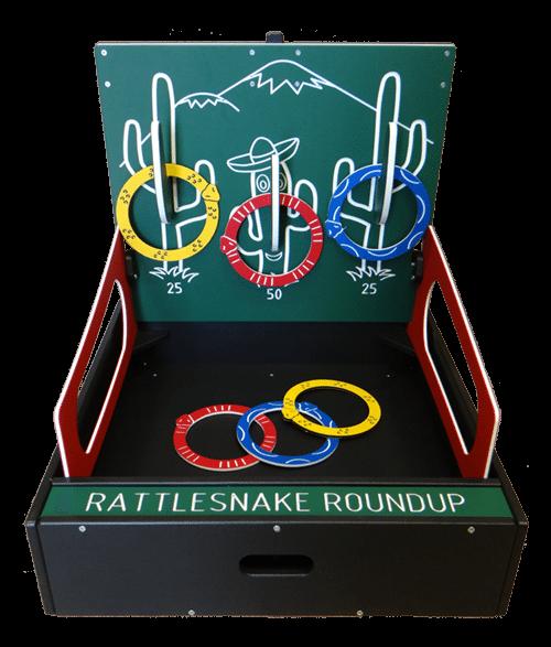 Rattlesnake Roundup Front Trans