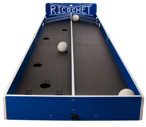 Ricochet - Front