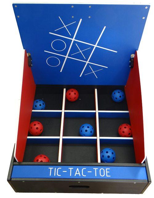 tic tac toe front